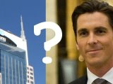 "Nashville shocked to learn that downtown's ""Batman Building"" is really Bruce Wayne."