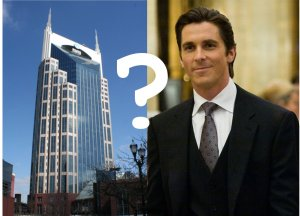 Is Bat-Building really Bruce Wayne?