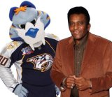"Due To NHL Lockout, Preds Fans Celebrate ""Charley Pride Day"" Instead"