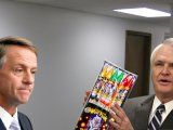 Gov. Haslam Heightens Security Upon Seeing Lt. Gov. Ramsey Handling Fireworks